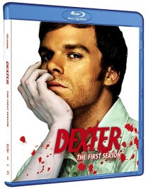 Dexter: The Complete First Season Blu-ray set cover