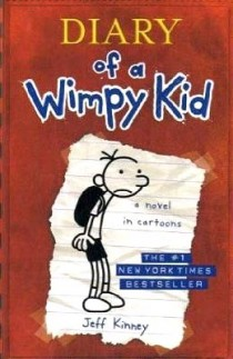 CLICK the cover to purchase Diary of a Wimpy Kid