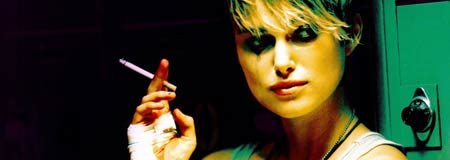Kiera Knightley in Domino