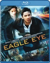 Eagle Eye Blu-ray cover