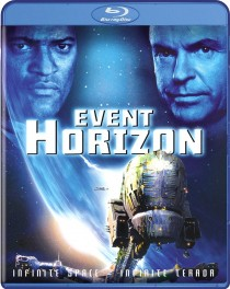 Event Horizon Blu-ray cover
