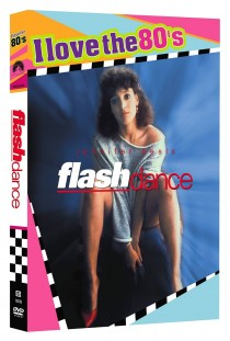 Flashdance DVD cover