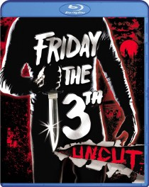 Friday the 13th Blu-ray cover