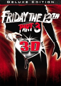 Friday the 13th Deluxe Edition DVD cover