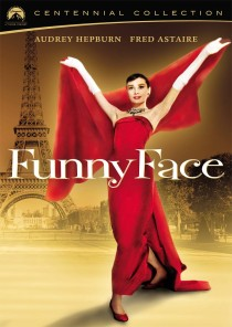 Funny Face: The Centennial Collection DVD box cover