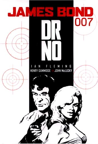 James Bond Dr. No by Ian Fleming