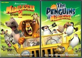 Win one of three Madagascar: Escape 2 Africa two pack edition DVDs