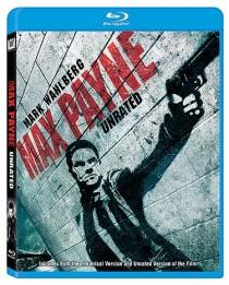 Max Payne Blu-ray cover