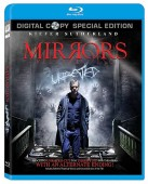 Kiefer Sutherland's Mirrors Unrated Blu-ray review