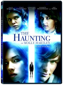 The Haunting of Molly Hartley DVD cover