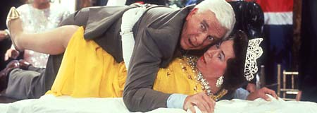 The Naked Gun: From the Files of Police Squad I Love the 80's DVD review