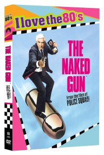 The Naked Gun: From the Files of Police Squad DVD cover