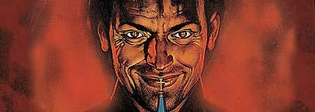 The DC Vertigo character Preacher
