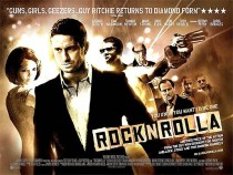 Thandie Newton and Gerard Butler in the Guy Ritchie film RocknRolla