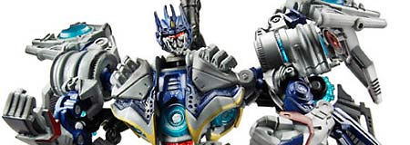 The new Soundwave from Transformers Revenge of the Fallen