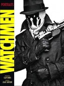 Exclusive black-and-white portraits of Watchmen characters online