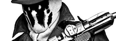 Jackie Earle Haley as Walter Kovacs a.k.a. Rorschach in Watchmen