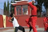 Win a copy of Afro Ninja: Destiny on DVD featuring iconic martial artist Jim Kelly