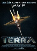 Animated sci-fi epic Battle for Terra trailer online