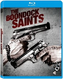 The Boondock Saints Blu-ray cover