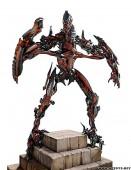 Transformer's Fallen and Devastator look vicious