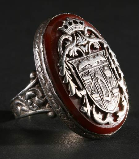 Bela Lugosi Dracula ring