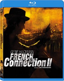 The French Connection 2 Blu-ray cover