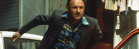 Gene Hackman in French Connection 2