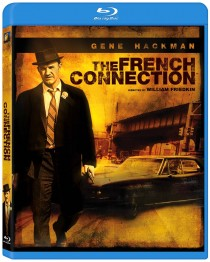 The French Connection Blu-ray cover