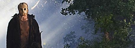 Derek Mears as Jason Voorhees in Friday the 13th