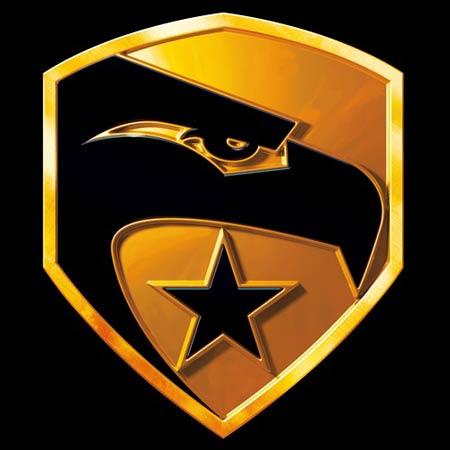 The G.I. Joe Falcon logo