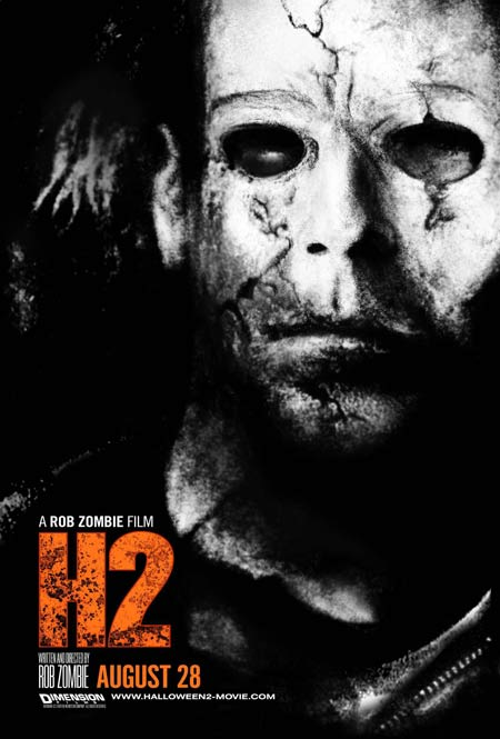 Halloween 2 teaser poster