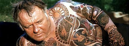 Rod Steiger was the Illustrated Man in the 1969 Jack Smight movie