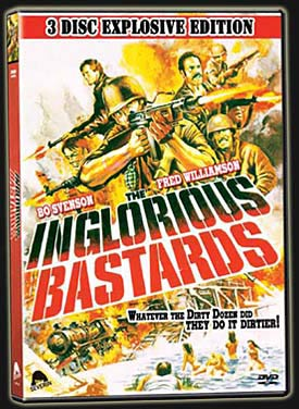 The Inglorious Bastards DVD cover