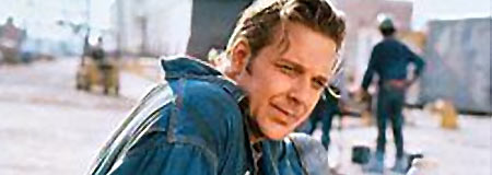 Mickey Rourke in Johnny Handsome