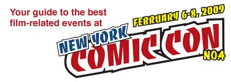 New York Comic Con 2009