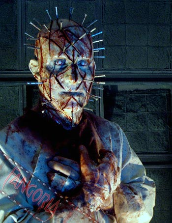 FX artist Gary J. Tunnicliffe proposed new Pinhead