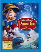 Win a copy of the classic Pinocchio on Special Edition Blu-ray