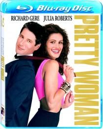 Pretty Woman Blu-ray cover