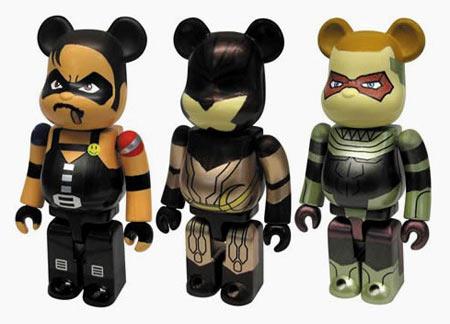 Watchmen Bearbrick toys