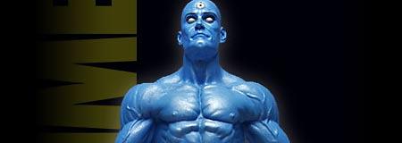 Dr. Manhattan bust from Watchmen