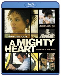 A Mighty Heart Blu-ray cover