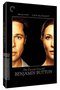 The Curious Case of Benjamin Button DVD cover