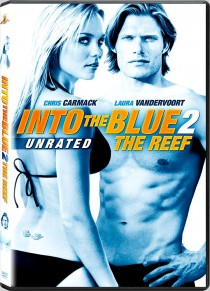 Into the Blue 2: The Reef DVD cover