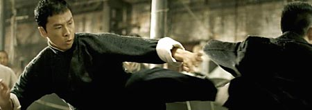 Donnie Yen is Wing Chun Grandmaster Ip Man