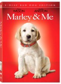 Win one of three copies of Marley & Me on DVD