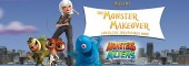 Win five grand in Monsters vs. Aliens' Monster Makeover Sweepstakes