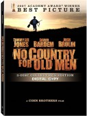 Win one of two copies of No Country for Old Men: Collector's Edition on DVD