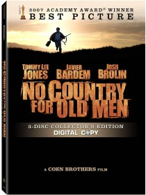 No Country For Old Men DVD cover