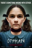 New poster and trailer for the creepy Orphan